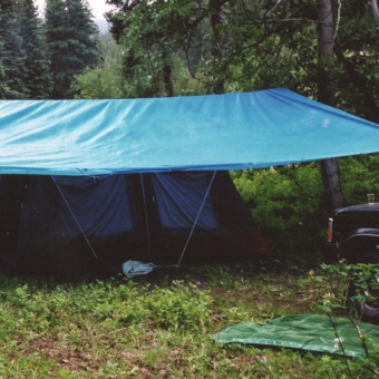 Fabrics suited to Camping Tarps, Liners & Covers