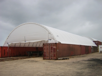 Fabrics suited to Dome Shelters