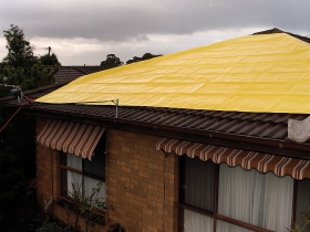 Builders Tarps, Roof Sheets & Covers