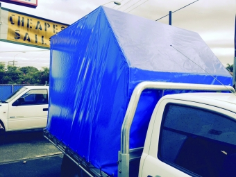 Fabrics suited to Truck & Trailer Covers